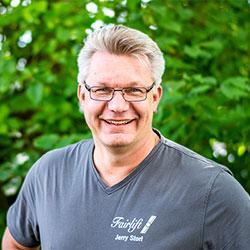 Jerry Storl von Fairlift Treppenlifte GmbH