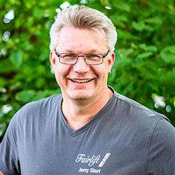 Jerry Storl | Fairlift Treppenlifte GmbH